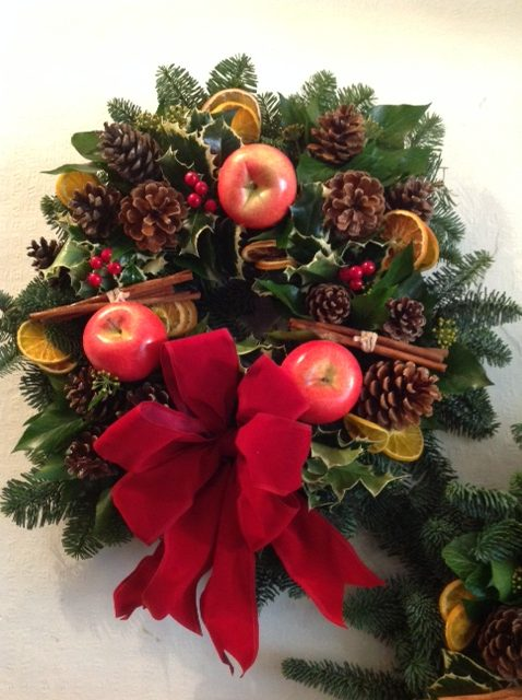 Christmas Wreath Making Classes 2nd 5th December 2019 House Of